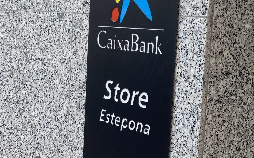 Charlando y Dialogando con La Caixa Estepona Marzo 2019