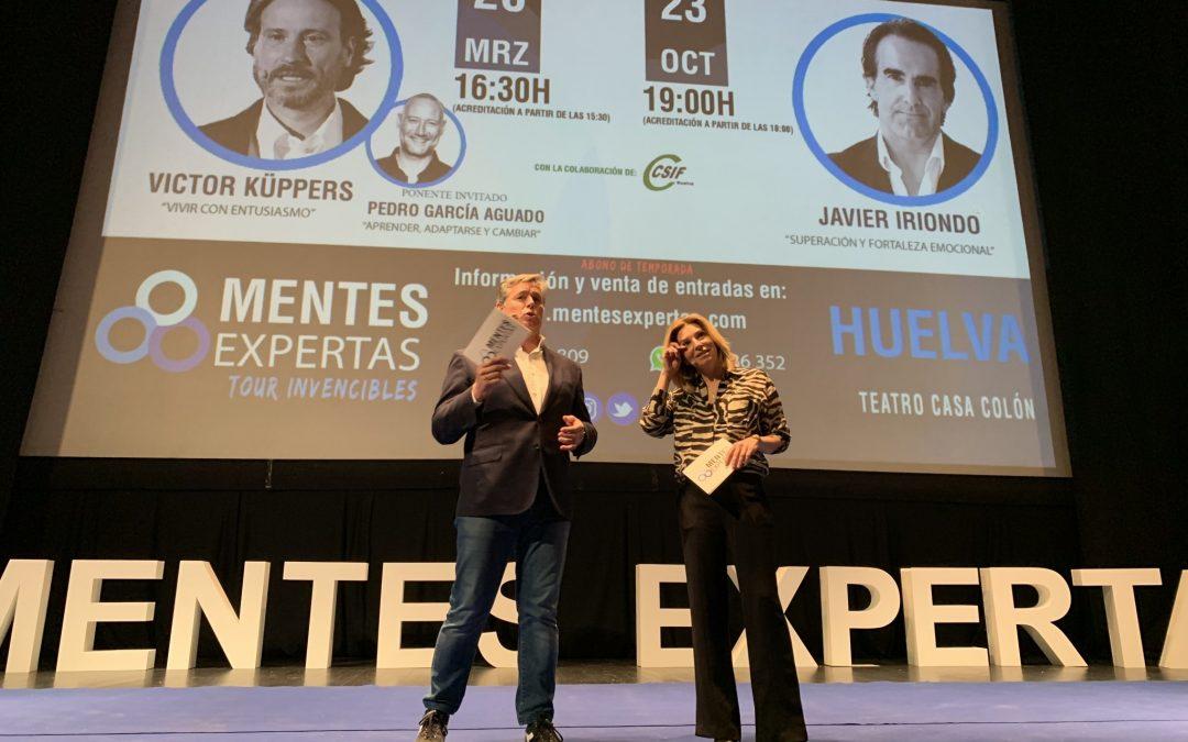 Mentes EXPERTAS , personas con Alma Huelva Marzo 2019
