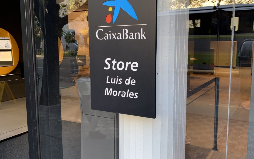 Charlando y Dialogando con La Caixa Sevilla Marzo 2019