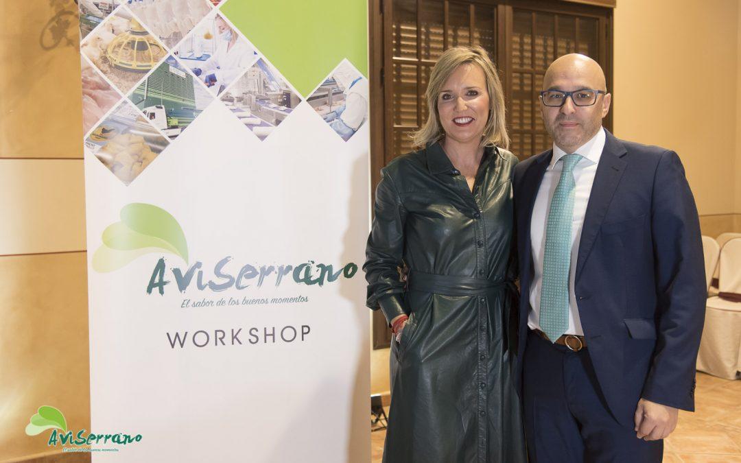 Participamos en la Convención Grupo Aviserrano. Noviembre 2019.