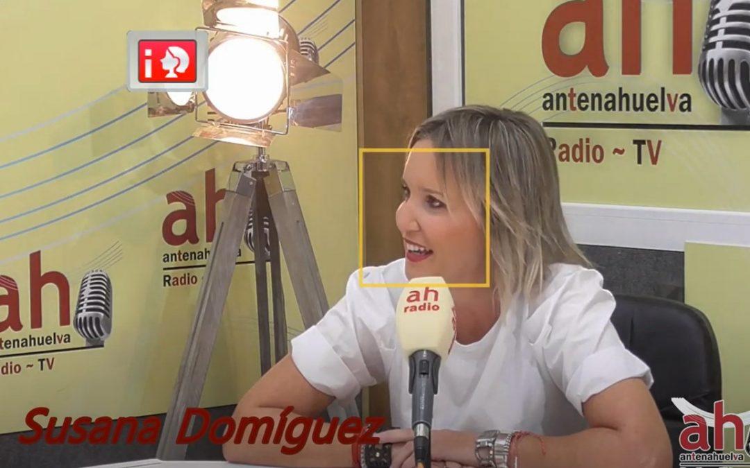 Entrevista Antena Huelva Radio para Tour Invencibles de Mentes Expertas .Octubre 2019