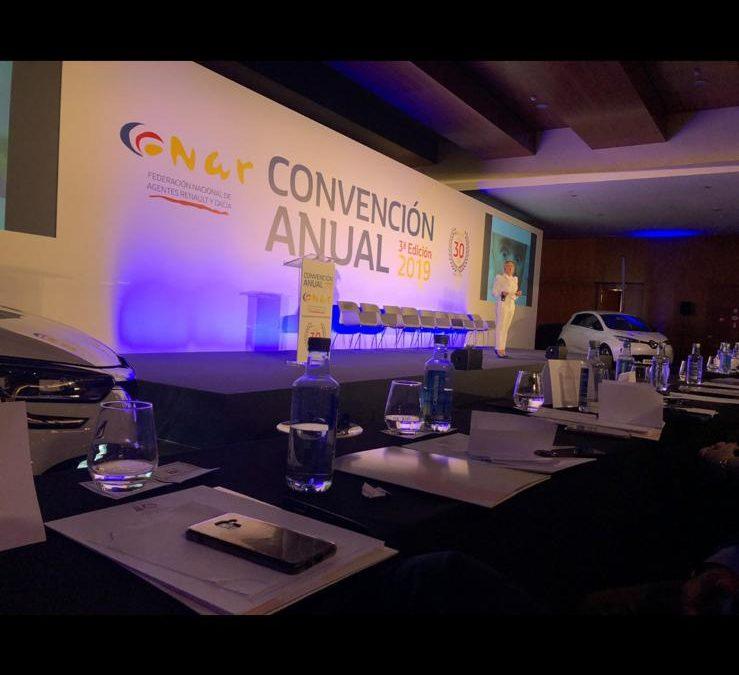 Convención anual FNAR Octubre 2019